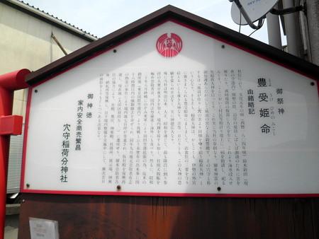 穴守稲荷分神社(狛江_田中橋交差点)-INFO