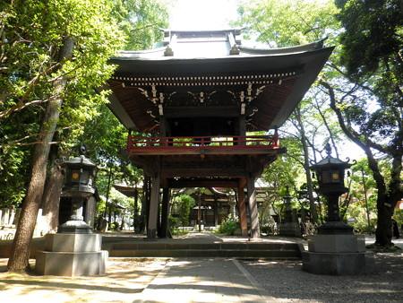 泉龍禅寺(狛江)-05a鐘楼