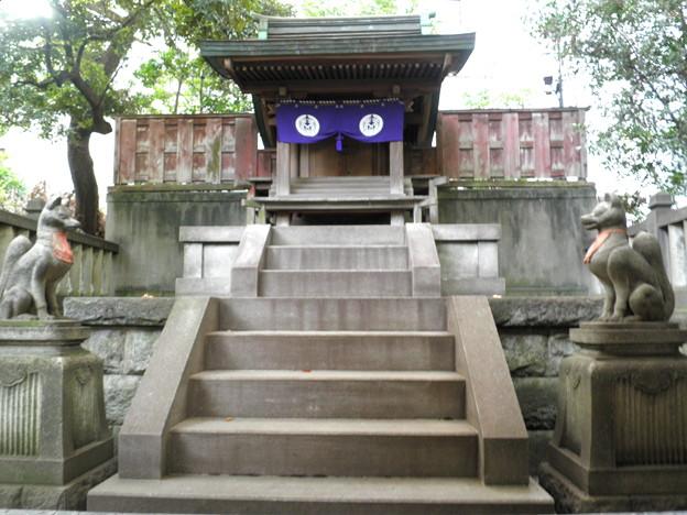 根津神社-13駒込稲荷神社d
