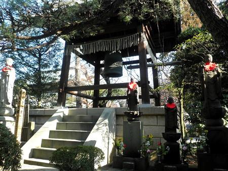 西澄寺-02鐘楼b(正月)