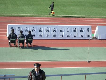 高校サッカー050108-02準決勝:星陵高校_本田圭佑(10)・橋本晃司(11)etc.