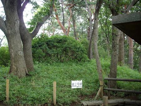 多摩川台公園-08多摩川台公園古墳群_第2号墳b