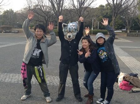 代々木公園イベント広場集合写真1