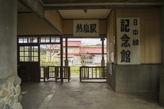 日中線記念館熱塩駅_04