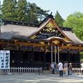 写真: 大崎八幡宮・拝殿