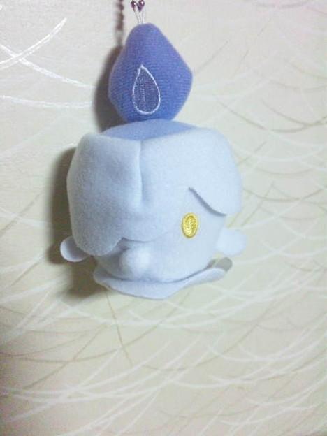 ヒトモシ 鼻
