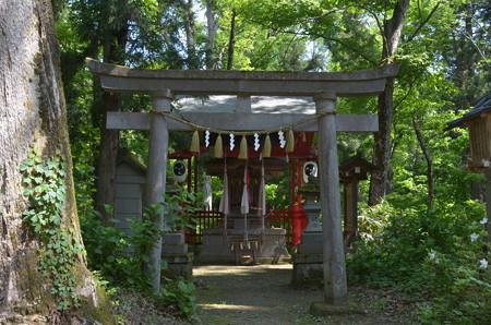 伊佐須美神社・会津大国魂神社