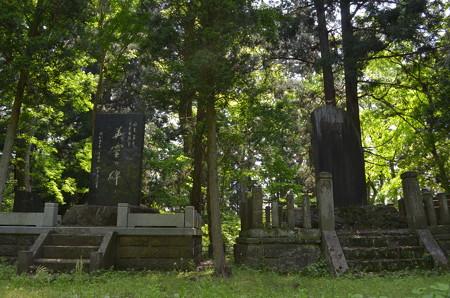 伊佐須美神社・招魂祭場