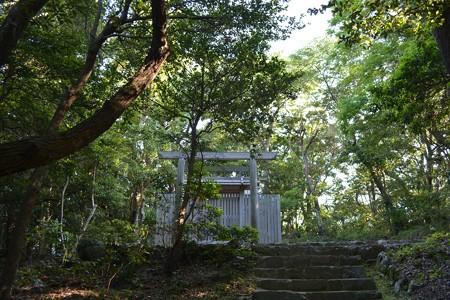 神前神社・許母利神社・荒前神社1