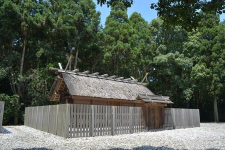 神服織機殿神社 - 八尋殿2