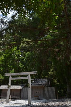 瀧原宮 - 若宮神社2