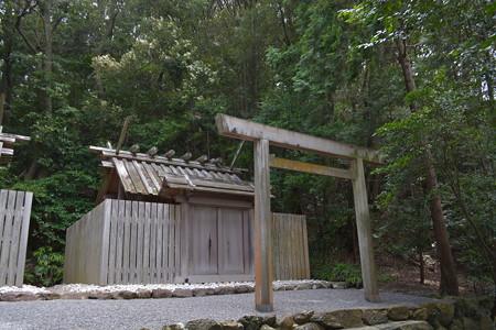 朝熊神社1