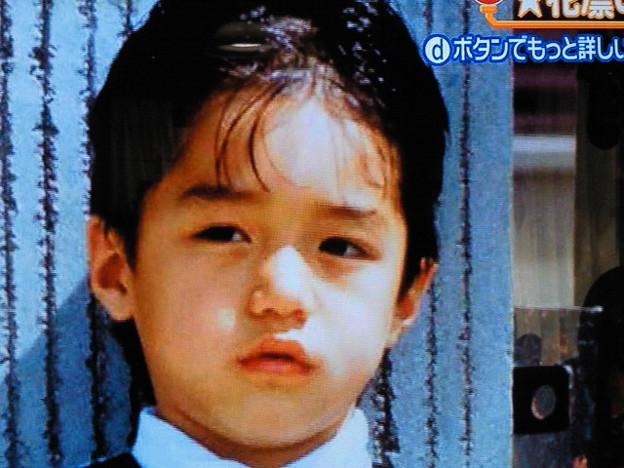 写真: 小学生の時の錦戸亮だって!...