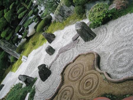 臥雲の庭(霊雲院)