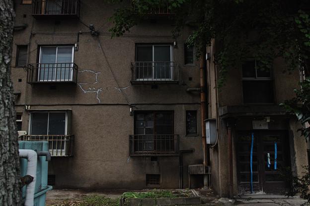 Photos: 同潤会 上野下アパート