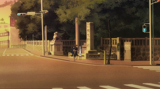 写真: 秩父神社a