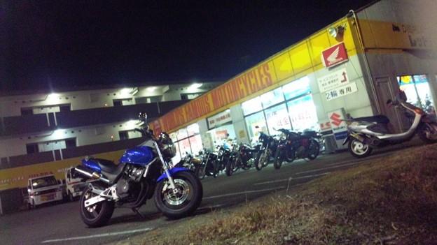 写真: 廃車手続おわり~  ラストショット!!   バイバイ(´ ・ω・`)ノシ