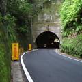 写真: 筒森隧道