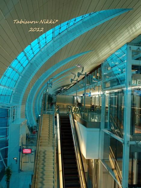 ドバイ空港B24