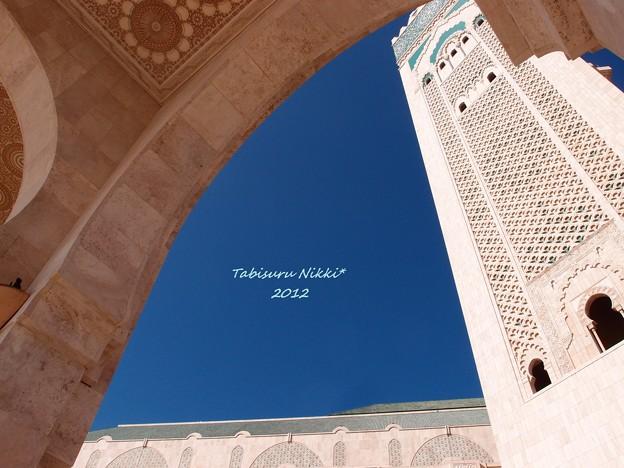 ハッサン2世モスク_近代建築