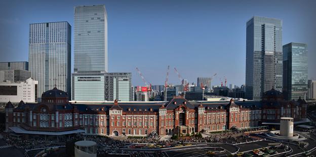 復元東京駅 (3)