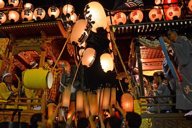 祭のハイライト