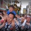 三社祭 (パパと一緒)