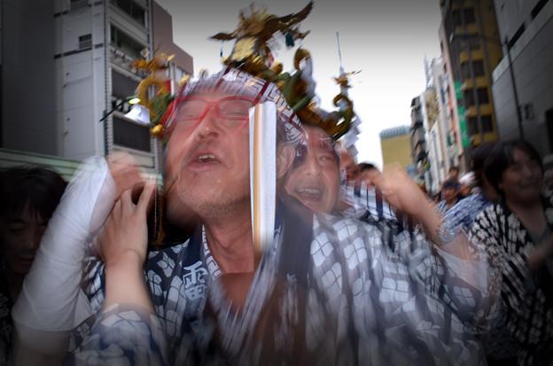 三社祭 (陶酔)