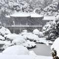 Photos: 雪に埋もれる台湾閣
