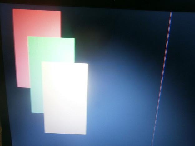 写真: C program for CGA card