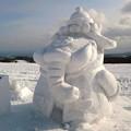 室蘭・第3回雪像ゆきまつり.09