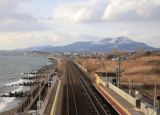 北海道・北舟岡駅.5