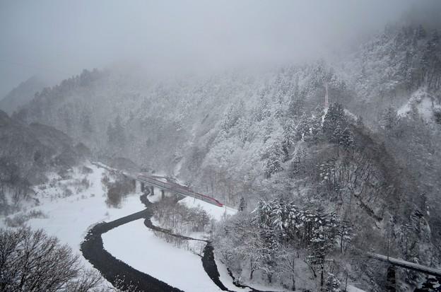 雪の谷 その2