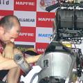 写真: 481_mapfre_aspar_team_moto2_suter_2011