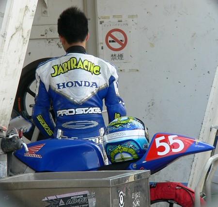 134  55 國峰 啄磨 JARIRacing+ENDURANCE NSF250R