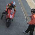 200 16 亀井 雄大 18 GARAGE RACING TEAM NSF250R 2012