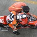 写真: 203 16 亀井 雄大 18 GARAGE RACING TEAM NSF250R 2012