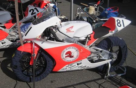 226 81 高橋 颯 レーシングチームハニービー NSF250R