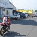 写真: 443 70 葛西 雅迪 タニシ&Speed Heart YERC NSF250R
