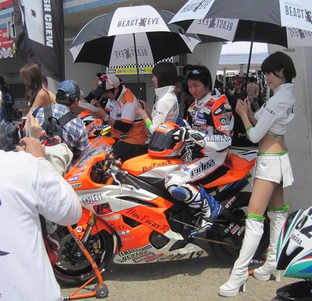 113 2012 19  伊藤 勇樹 DOG FIGHT RACING YAMAHA YZF-R6