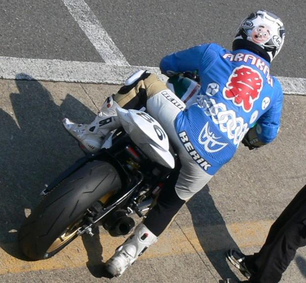 写真: 359 2012 86 新垣 敏之 Team ARA 虎の穴 YZF-R6