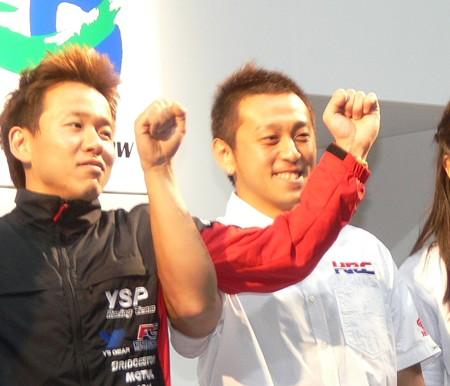 Katsuyuki Nakasuga 2012 2