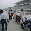 写真: 27_2005_atushi_watanabe_yoshimura_suzuki_jomo_with_srixon_racing_team