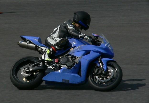 写真: 588 2012 74 澤村 俊紀 レーシングチーム ヒロ CBR600RR