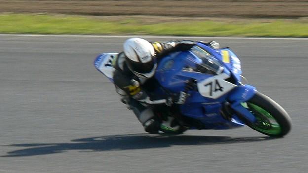 Photos: 589 2012 74 澤村 俊紀 レーシングチーム ヒロ CBR600RR