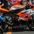 写真: 602  2012 56 阿久津 晃輝 DOG FIGHT RACING・YAMAHA YZF-R6