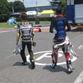 12 2013 J_GP2 31 野左根 航汰 ウェビックチームノリックヤマハ YZW_N6 rd4 Tsukuba