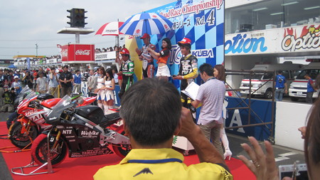21 2013 J_GP2 31 野左根 航汰 ウェビックチームノリックヤマハ   YZW_N6 rd4 Tsukuba