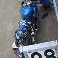 写真: 09 2013 J_GP2 12 中本 郡 レーシングチーム OutRun YZF-R6