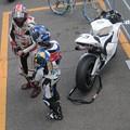 写真: 20 2013 J_GP2 12 中本 郡 レーシングチーム OutRun YZF-R6